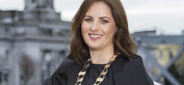 Clodagh Sheehan Inaugurated as LIA President 2020